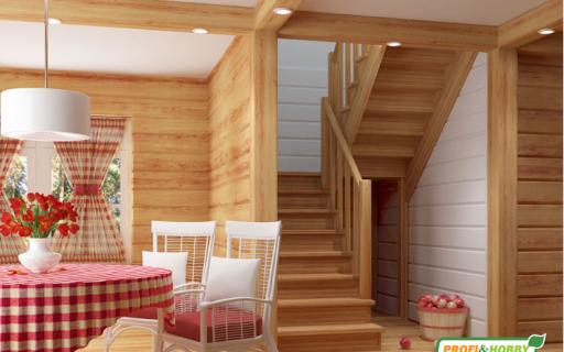 Как сделать первый этаж в частном доме